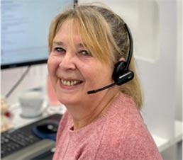 Helen Severn - Prescription Coordinator