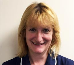 Lynne Bradley - Stoma care nurse