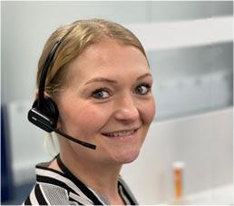 Roxanne Swan - Prescription Coordinator
