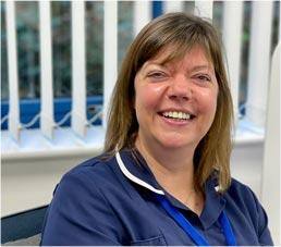 Tammy Temple - Stoma care nurse